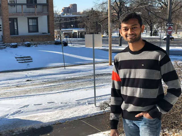 Indian-origin student shot dead in US thumbnail