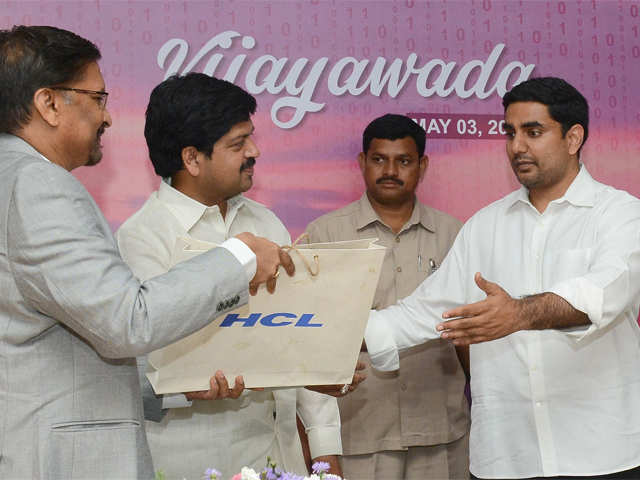 HCL Technologies gets govternment's nod to set up SEZ in Andhra Pradesh