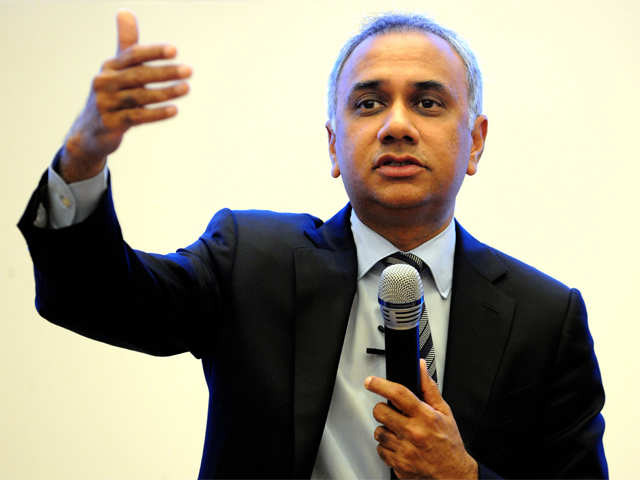 See good demand environment across US, Europe: Infosys CEO Salil Parekh