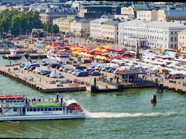 Helsinki: More than just a stopover