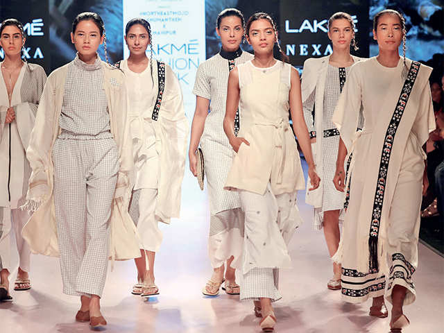 How the Northeast states are making a mark in Indian fashion