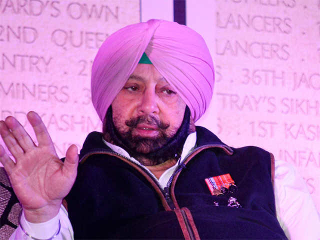 We can't expect the drug problem to disappear in months: Punjab CM Amarinder Singh