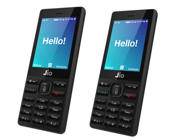 Reliance Jio says not importing 4G feature phones thumbnail