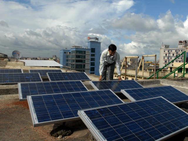 DGTR for safeguard duty on solar panel imports