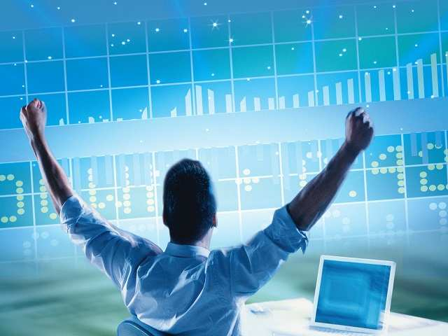 Share market update: Sensex, Nifty finish higher; these stocks surge over 10% on NSE