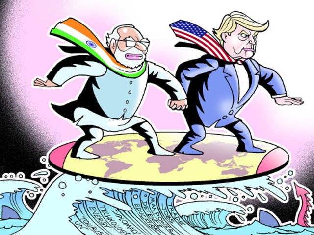 Very positive momentum against US sanctions on India: Advocacy group