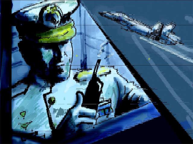 Commander of multinational anti-piracy task force visits Indian naval ship in Djibouti thumbnail