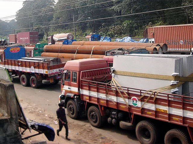 Government increases load carrying capacity of trucks by up to 25 per cent thumbnail