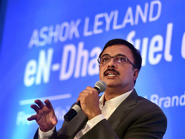 Axle load norms may create short term impact but will reset in August: Gopal Mahadevan, Ashok Leyland thumbnail