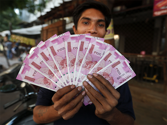 Don't have a panic attack, rupee still has more room left to correct