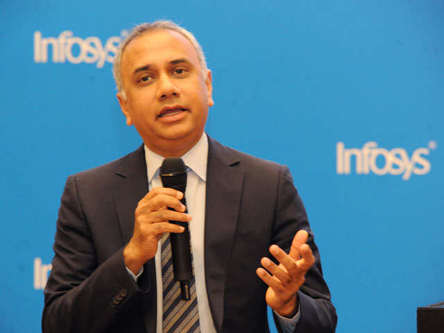 Infosys CEO Salil Parekh handed strict job contract thumbnail