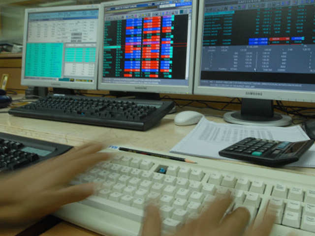 Sensex gains 50 points, Nifty above 10,950 amid political uncertainty