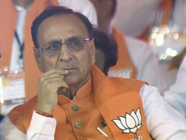 Hardik Patel can't win from any seat in 2019: Vijay Rupani thumbnail