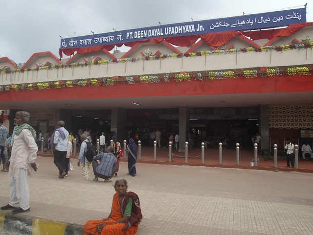 Mughalsarai Station renamed as Deen Dayal Upadhyay Junction thumbnail