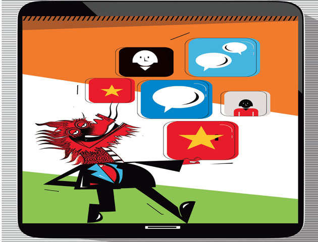 How Chinese apps are making inroads in Indian small towns thumbnail