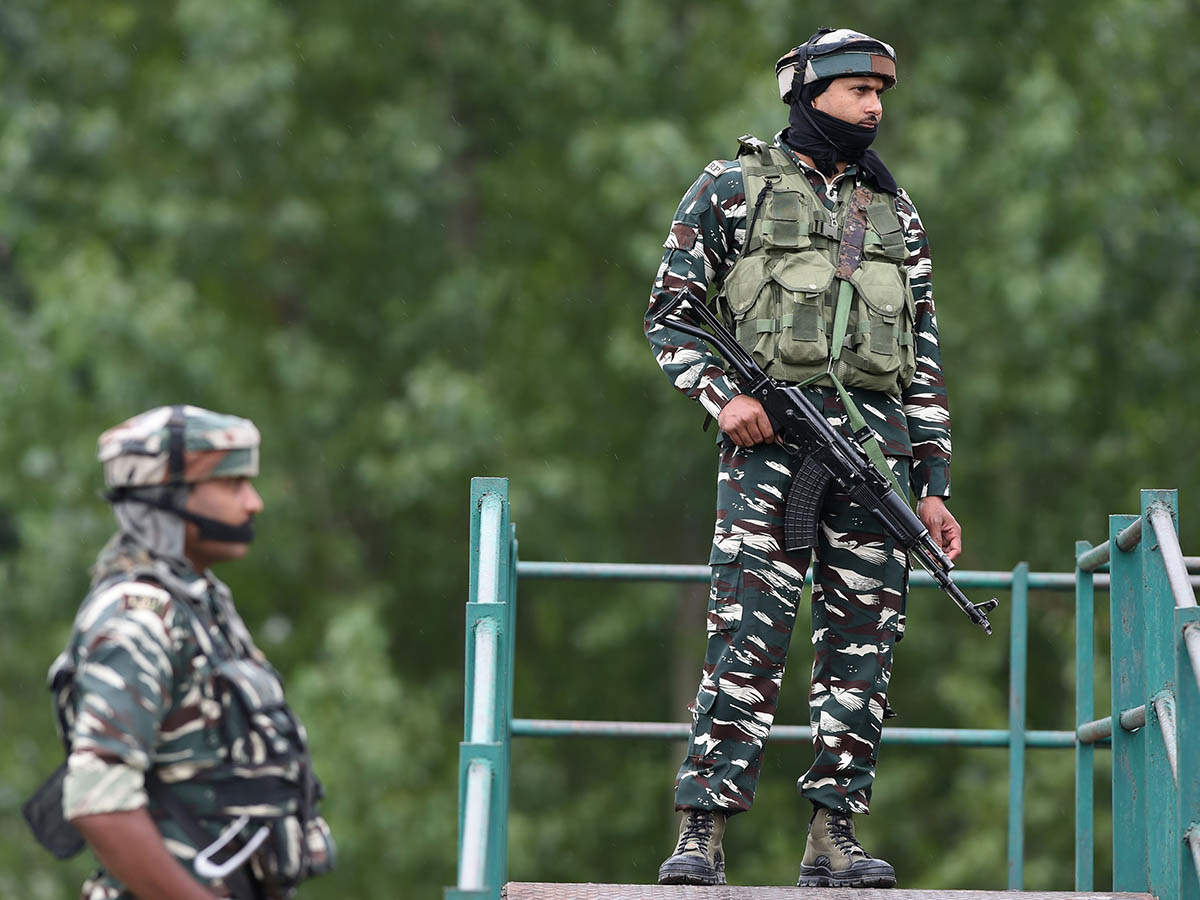 Pakistani soldiers killed by Indian Army in Jammu and Kashmir's Kupwara
