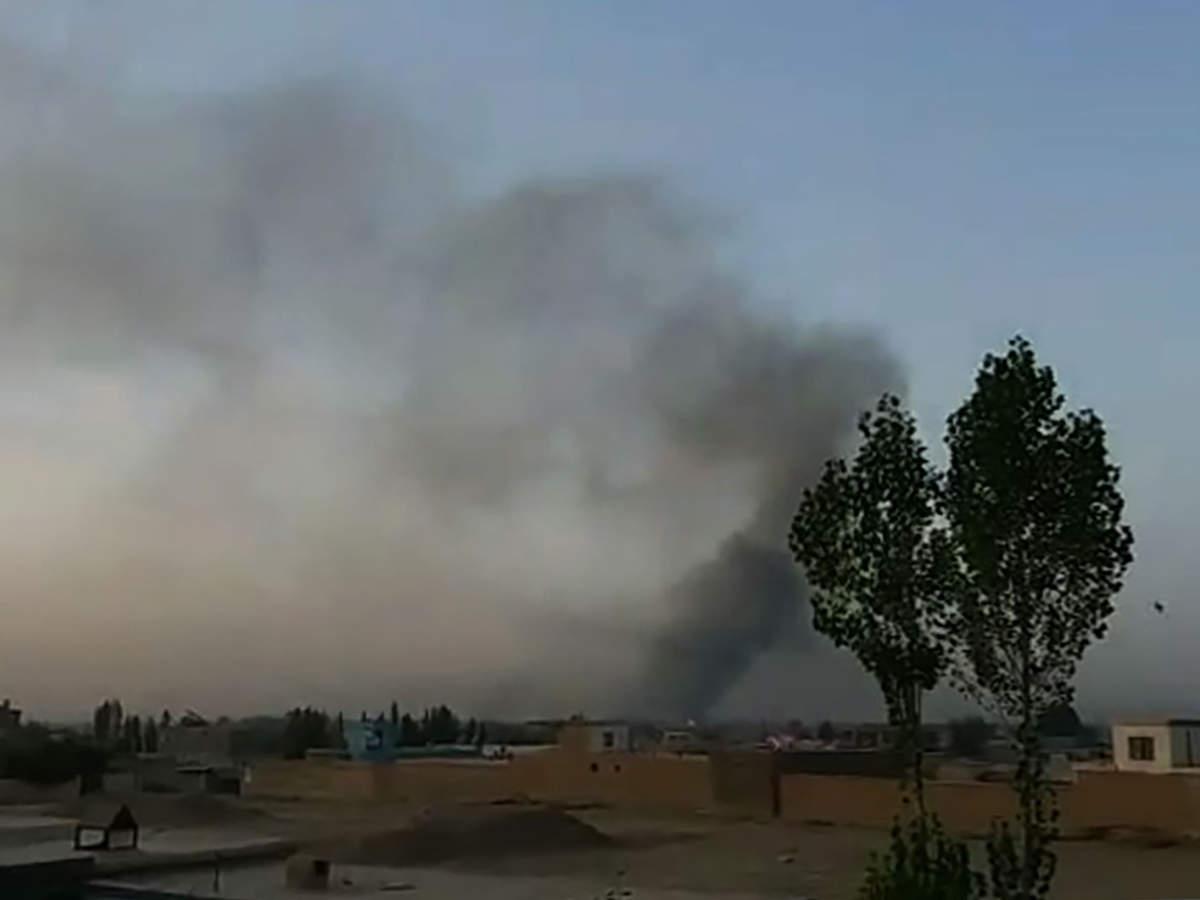 Taliban overrun Afghan army base killing 17 troops