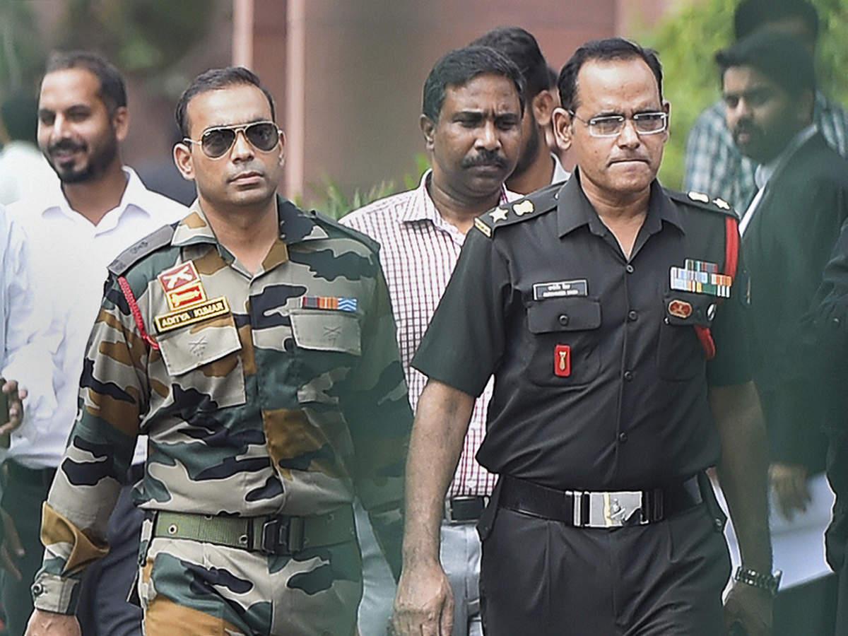 Major Aditya Kumar and Rifleman Aurangzeb to get Shaurya Chakra gallantry award