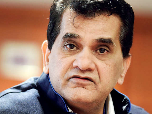 Ecommerce policy needs to focus on investments, not micro issues like discounts: Amitabh Kant thumbnail