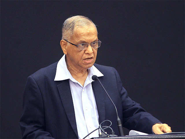 Ranganath's departure is an irreplaceable loss for Infosys: Narayana Murthy thumbnail