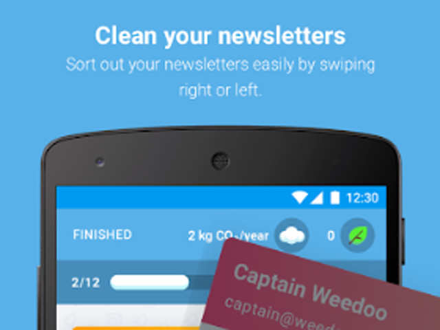 Cleanfox review: The app lets you clean up the inbox in an easy manner