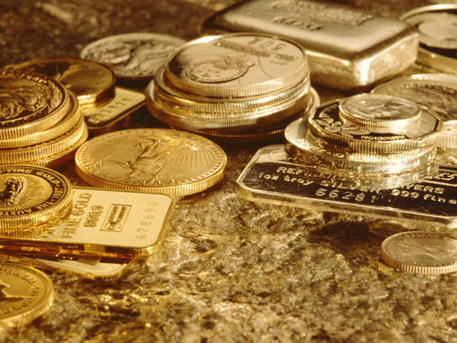 Gold Rate Today: Gold, silver log big gains in morning trade thumbnail