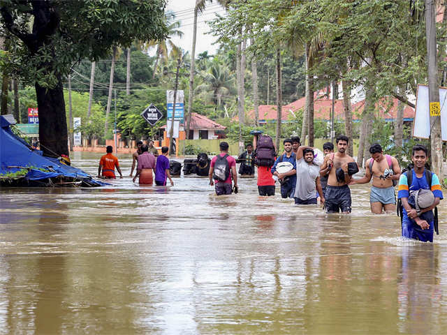 Keralite sacked from Gulf firm over insensitive remarks about flood victims thumbnail