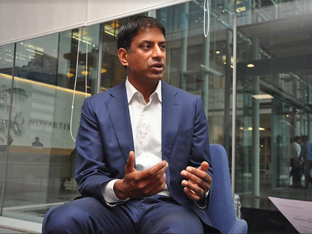 There's an explosion of data & digital opportunities in Indian healthcare: Vasant Narasimhan, CEO, Novartis thumbnail