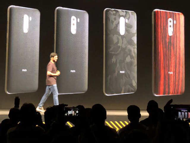 Poco F1 India launch: Price starts at Rs 20,999, first sale