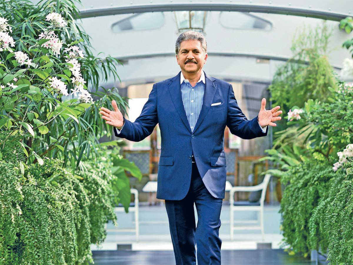 Going green makes good business sense: Anand Mahindra thumbnail