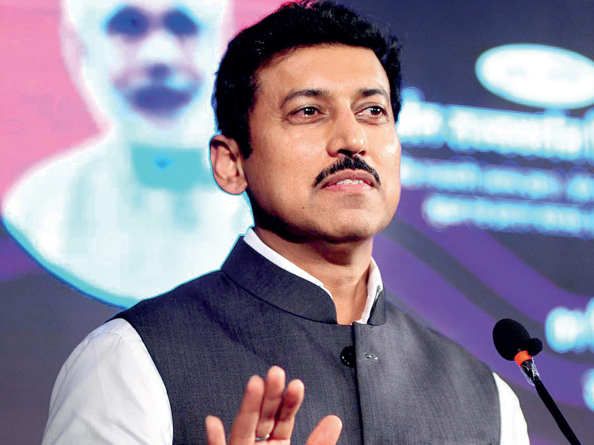 There is no dearth of funds for sports: Rajyavardhan Singh Rathore thumbnail