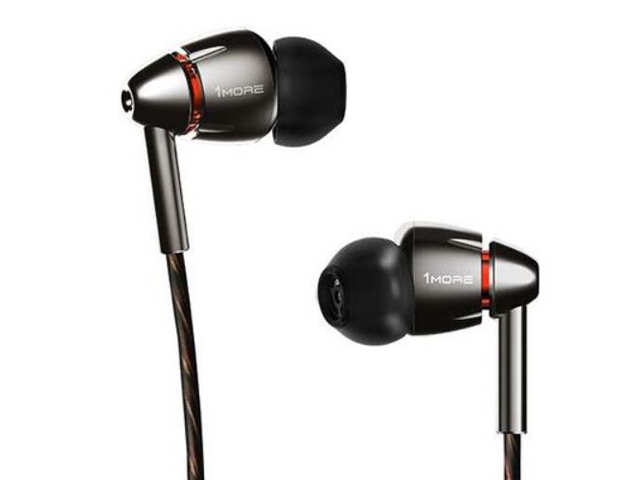 1More Quad Driver Headphones review: Premium audio, good build quality