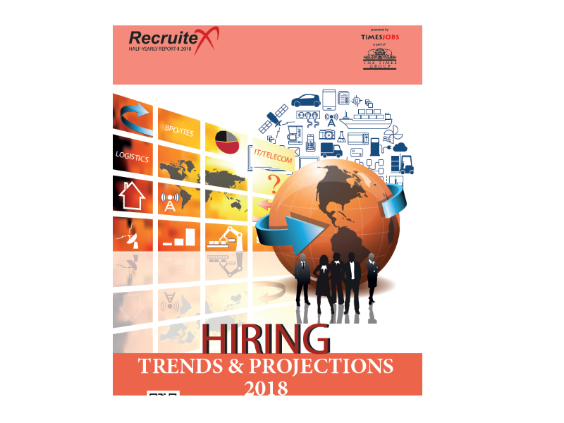 Hiring in IT records highest growth in last 3years between Jan-Jun2018 thumbnail