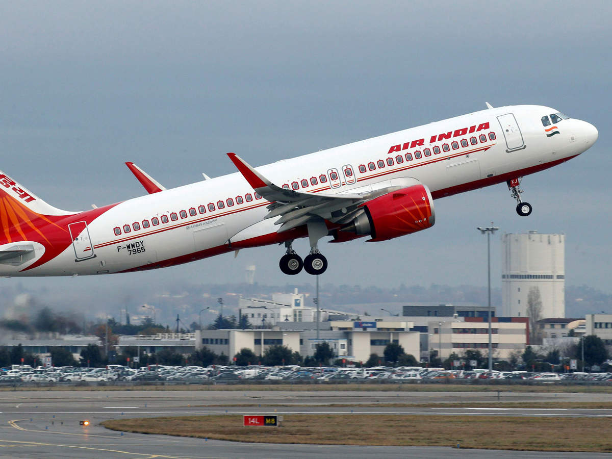 Narrow escape for Air India passengers in New York, as systems fail during landing thumbnail