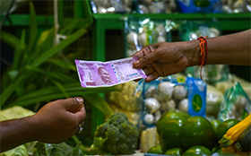 Rupee jumps 61 paise, logs best day in 18 months