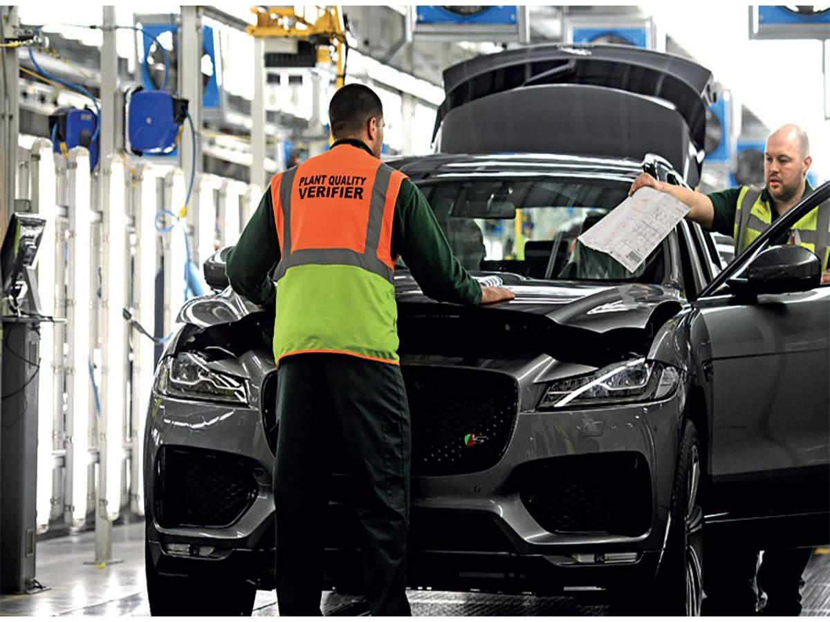 Meeting guidance a tall order for Jaguar Land Rover thumbnail