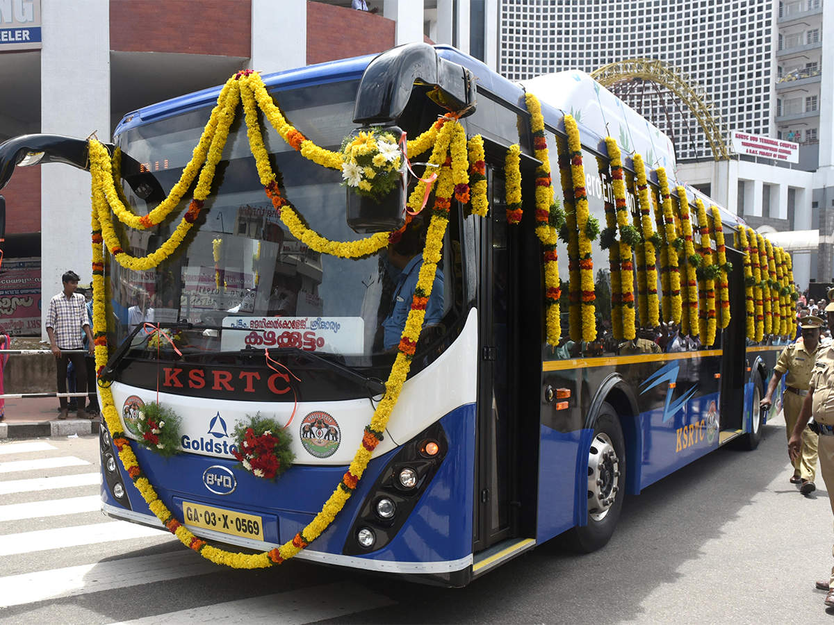 Government may team up with private companies to operate electric buses in cities thumbnail