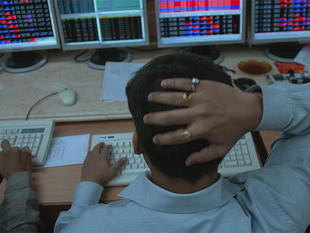 Sensex collapses 1,000 pts, sees swift recovery; Nifty below 11,150; DHFL cracks 55% thumbnail