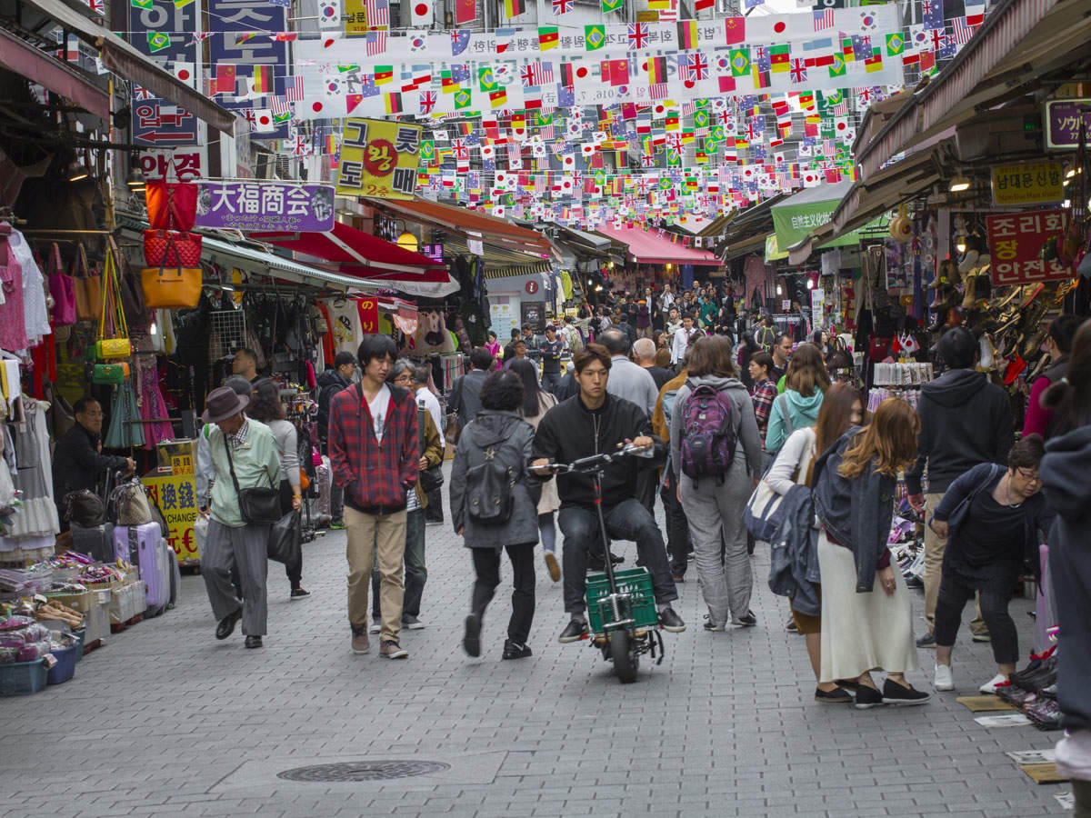 From food to pop culture and cosmetics, India eager to embrace Korean cool