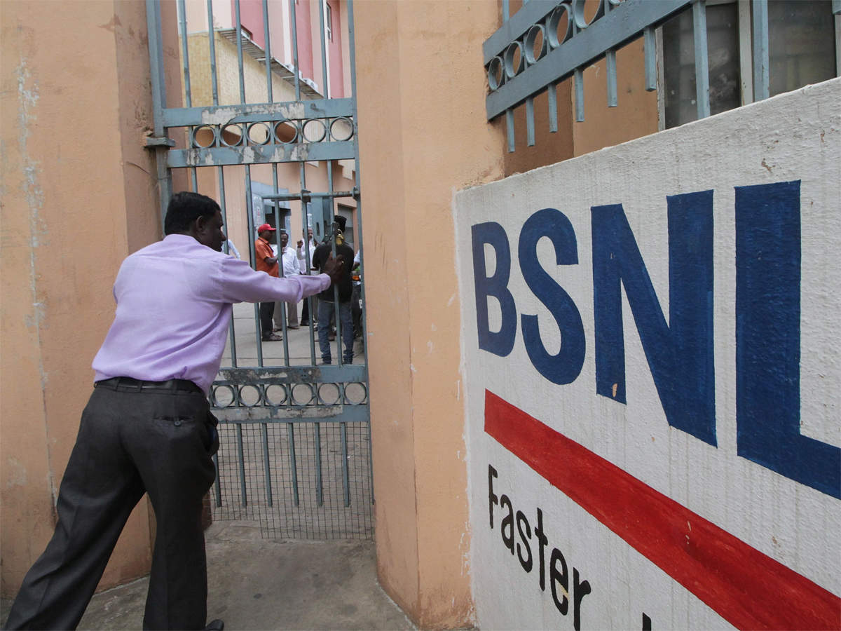 BSNL inks deal with Softbank, NTT to roll out 5G, IoT service thumbnail