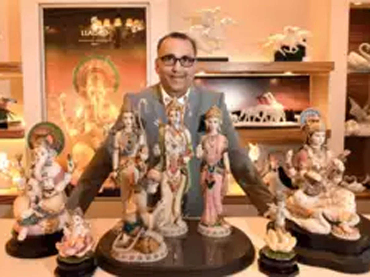 India in the top five markets for Spanish luxury brand Lladro thumbnail