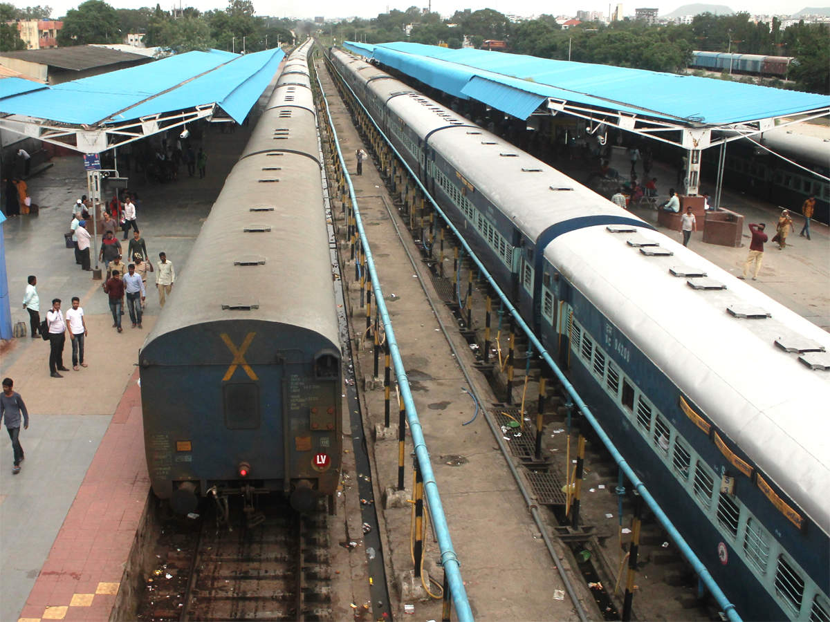 Railways to install latest signalling system on Mathura-Vadodara route thumbnail