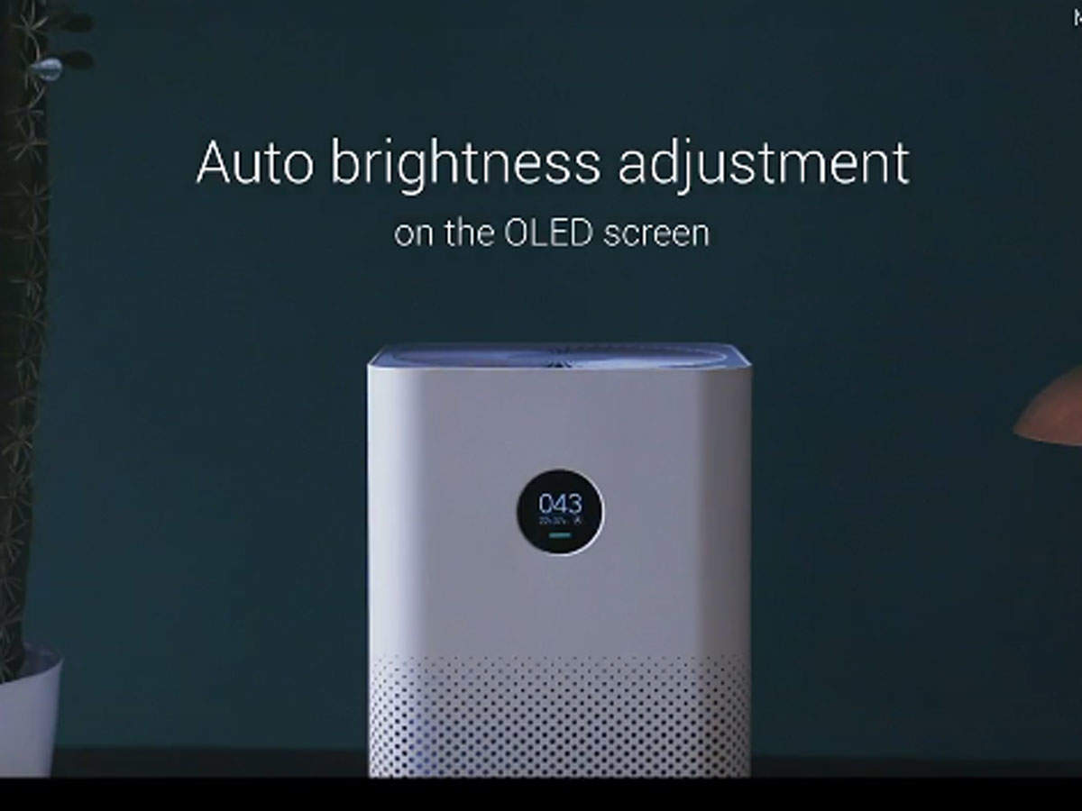 The device comes with OLED digital display, laser sensor and a 360 degree triple layer filter.