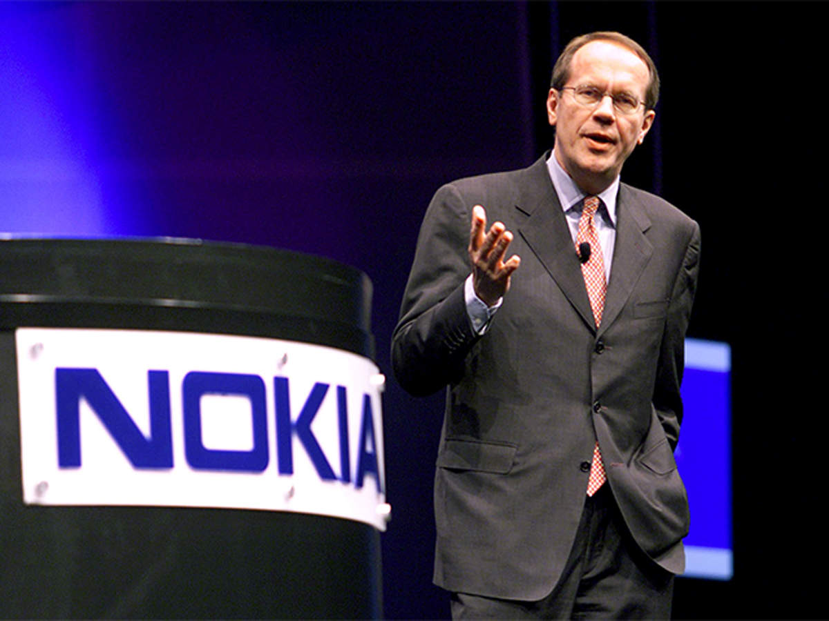 Nokia Chairman reopens old wounds with new book thumbnail