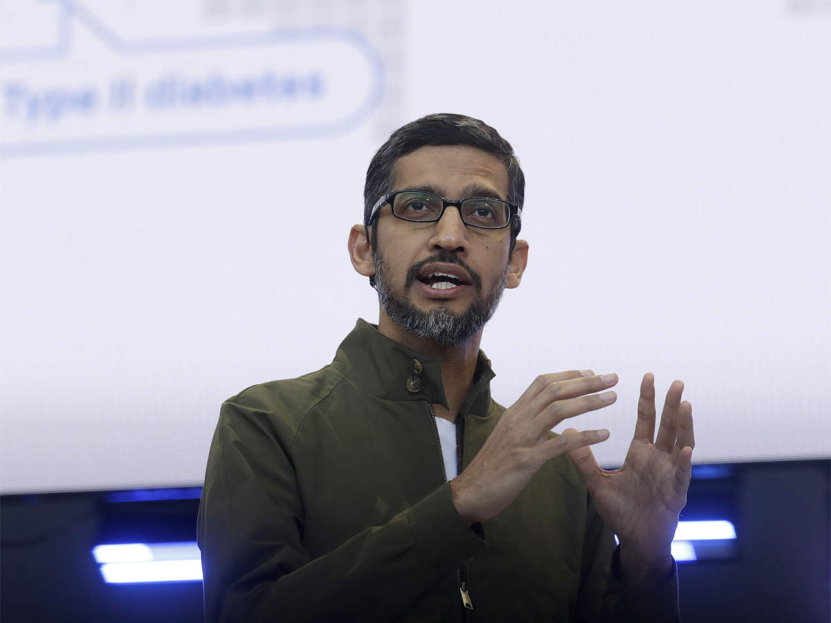 Sundar Pichai publicly addresses Google's China-centric plans thumbnail
