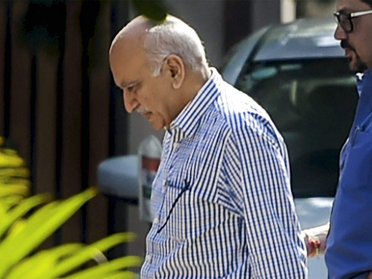 ET View: MJ Akbar's resignation goes beyond one man, one case