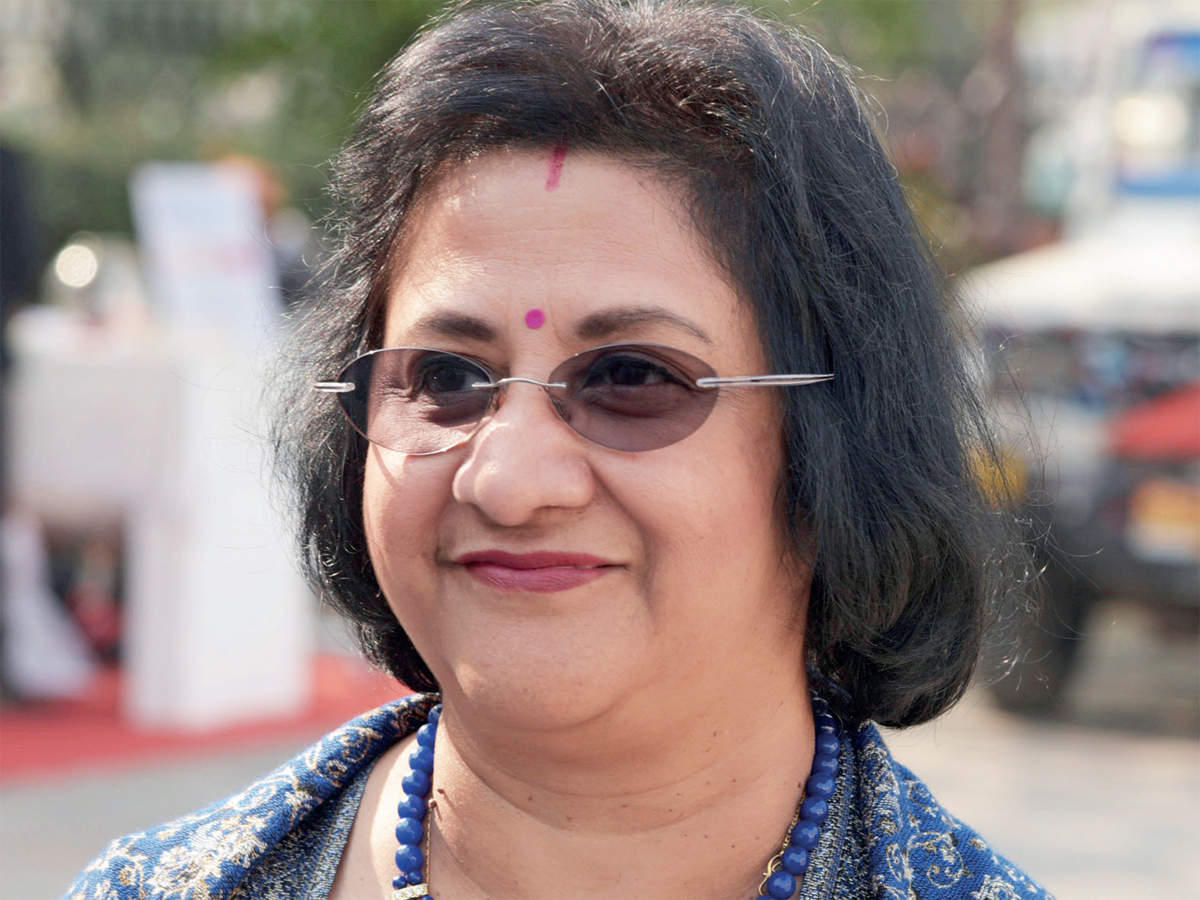 Reliance Industries inducts Arundhanti Bhattacharya on board thumbnail