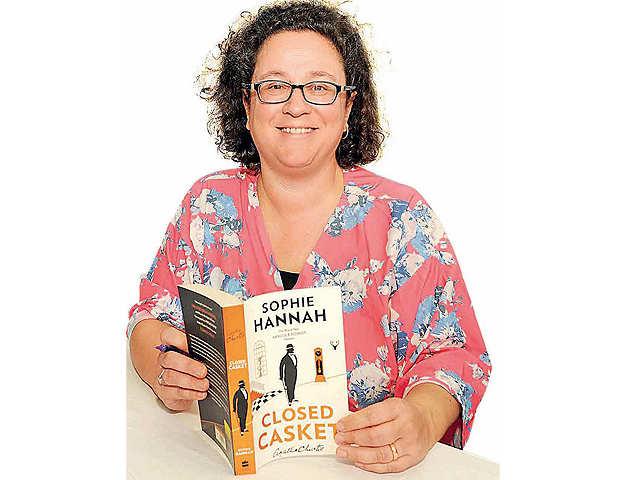 Meet Sophie Hannah, the British crime writer thumbnail