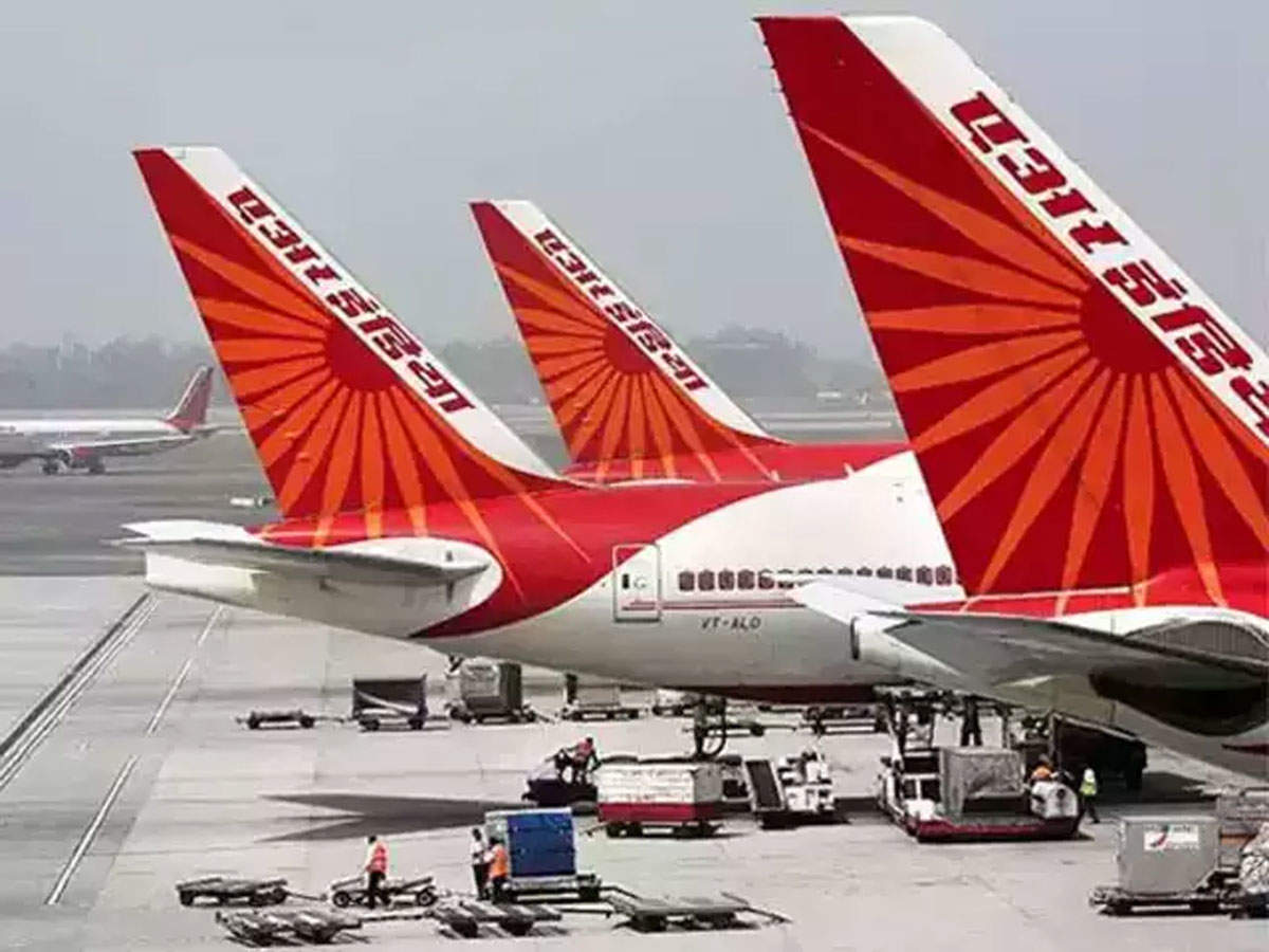 Air India ground staff strike in Mumbai delays over 30 flights thumbnail