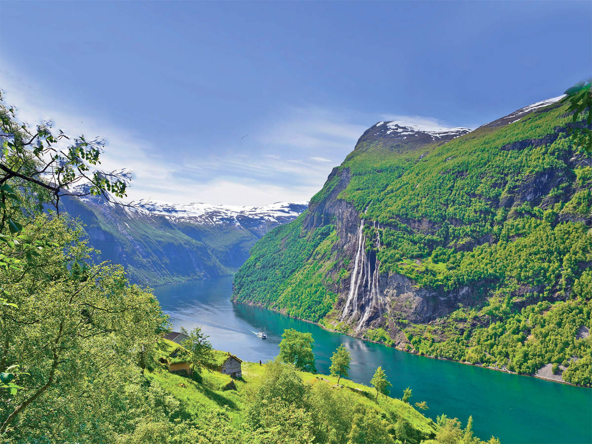 Norway, one of the most beautiful places on earth